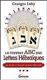 Le coffret ABC des Lettres Hébraïques - Le livre + les 22 cartes d'Otiyoth