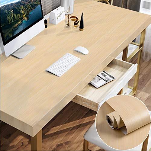 Papel pintado autoadhesivo Papel pintado de vinilo impermeable Escritorio Decoración de muebles modernos Etiqueta