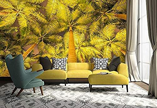 XHXI Quente Subiu No tejido Premium Art Print Mural de pared Decoración Póster Foto Papel tapiz Imagen Diseño Pared Pintado Papel tapiz Decoración dormitorio Fotomural sala sofá mural-400cm×280cm