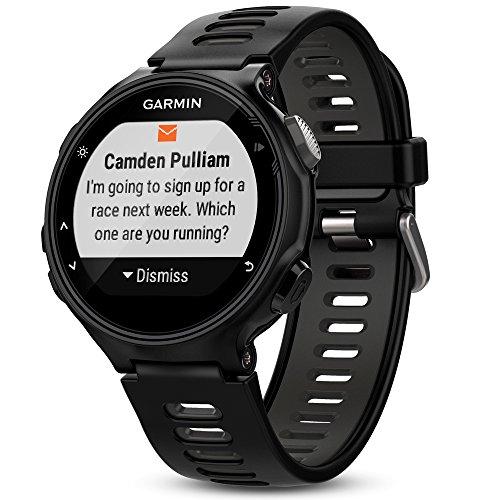 Garmin - Forerunner 735XT - Montre GPS Multisports avec Cardio Poignet (Ecran : 1,23 pouces) -...