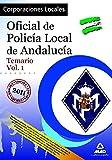 Oficial de Policía Local, Andalucía. Temario