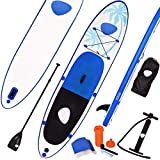 COSTWAY Tabla Hinchable Paddle Surf Sup 330 x 76 x15cm Board Stand Up...