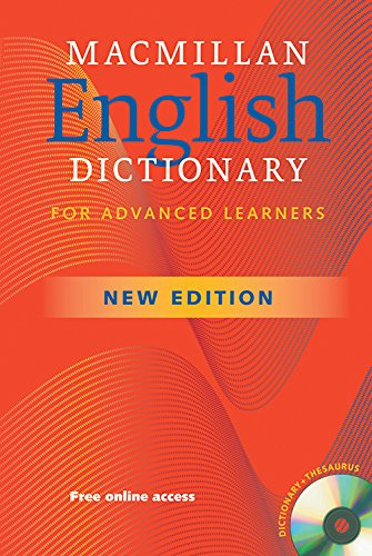 Macmillan English Dictionary 2nd Wth CD