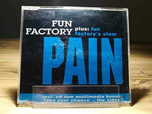 Pain - Incl. Bonus: Take your Chance - The Video