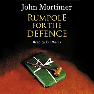 Rumpole for the Defence cover art