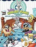Baby Looney Tunes Libro de colorear para niños de 4 a 8 años: La última aventura de Baby Looney Tunes Libro para colorear|Colorear todos tus personajes favoritos en Baby Looney Tunes