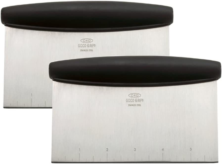 OXO Good Grips Multi-purpose stainless chopper All stores Inexpensive are sold scraper steel