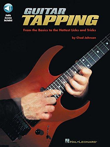 Guitar Tapping (Johnson) Bk/Cd (Book, CD pack): Noten, CD für Gitarre