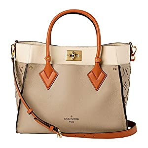 Louis Vuitton ルイヴィトン ハンドバッグ M53825 ハイエンドレザー ベージュ系 [並行輸入品]