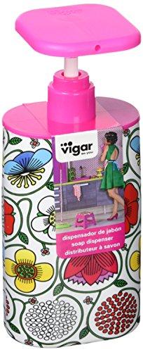VIGAR - Distributeur À Savon Blanc Frida