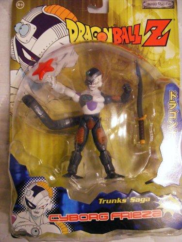 "Dragonball Z 5"" CYBORG FRIEZA Action Figure (TRUNKS SAGA) - JAKKS"