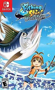 nintendo switch fishing game