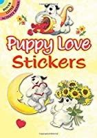 Puppy Love Stickers (Dover Little Activity Books Stickers)