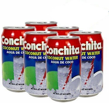 Conchita Coconut Water 11.8 OZ Pack of 6