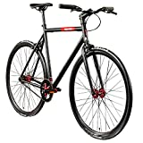 Chill Singlespeed 700c Fixie Bike Retro Fahrrad Fitnessbike Fixie 28""