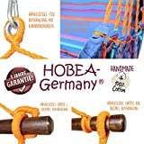 Hängesessel mit Kissen von HOBEA-Germany in verschiedenen Farben, Größe Hängesessel:XXL (bis 140kg belastbar);Farben Hängesessel:Prinzessin - 5