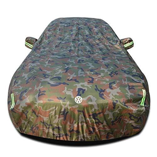 XWYSD XWYCY Car-Cover Vo-LKS-Wagen Neue Energie Car Cover Car Kleidung Dick Oxford Cloth Sonnenschutz Regen-Abdeckung Auto-Cloth Car Cover 6C8Y3 (Farbe : B, Größe : Oxfordstoff - einlagig)
