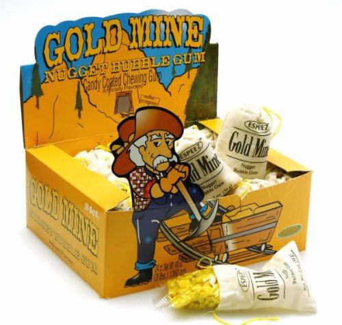 Gold Mine Bubble Gum