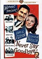 Never Say Goodbye [DVD] [Import]