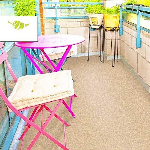 MadeInNature Alfombra al Aire Libre   Tamaños y Colores para Elegir   Estera Artificial Ideal para terraza, Piscina, balcón, Garaje o Sala de Juegos, etc   Pisos Aire Libre