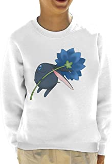 Cloud City 7 Black Mokona Kid's Sweatshirt