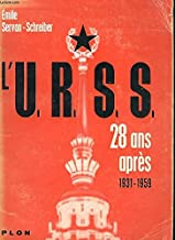 L'URSS 28 Ans Apres: 1931-1959