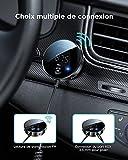 Zoom IMG-2 ricevitore bluetooth per auto trasmettitore