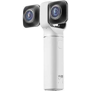 Vuze XR Dual VR Camera 5.7K 超高画質全天球VRデュアルカメラ (白)