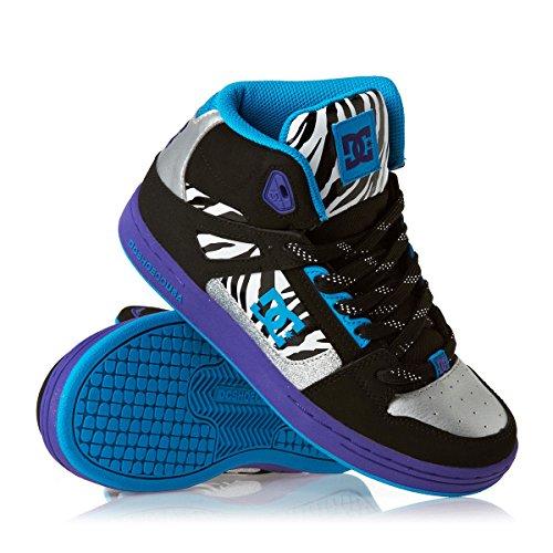 DC Kids Rebound Skate Shoe (Little Kid/Big Kid)
