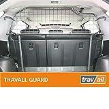 Travall® Guard Hundegitter TDG1177 - Maßgeschneidertes Trenngitter in Original Qualität