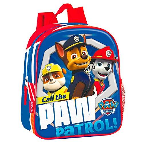 Montichelvo Paw Patrol Adventure - Mochila de guardería 28