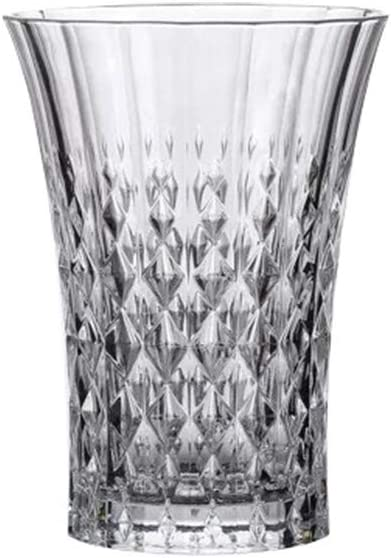 Rapid rise NAXIAOTIAO Max 82% OFF Crystal Effect Non Breakable Glasses Acrylic Wine Pla