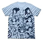aqours tシャツ