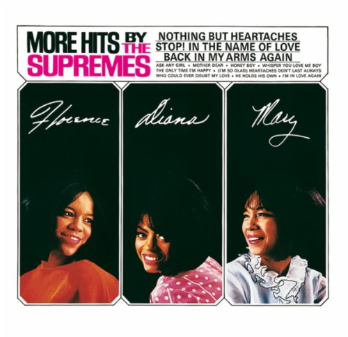 More Hits By The Supremes