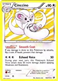 Pokemon - Cinccino (105/113) - Legendary Treasures - Holo
