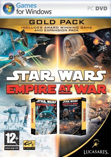 [Import Anglais]Star Wars Empire At War Gold Pack Game PC