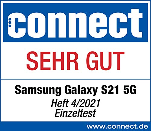 Samsung Galaxy S21 5G, Android Smartphone ohne Vertrag, Triple-Kamera, Infinity-O Display, 128 GB Speicher, leistungsstarker Akku, Phantom Pink - 8
