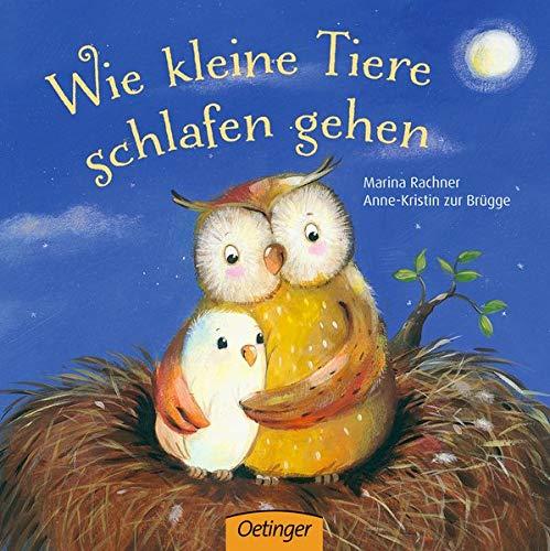 Bilderbuch Wie kleine Tiere schlafen gehen
