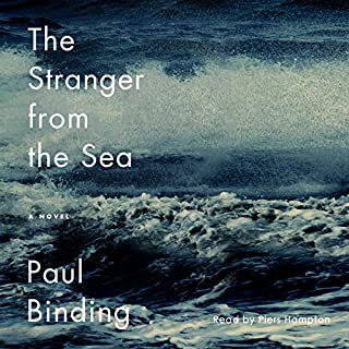 The Stranger from the Sea audiobook cover art