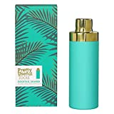Pretty Useful Tools PUT033 Tropical Gold Easy Grip Cocktail Shaker, 17 fl. oz, Multi