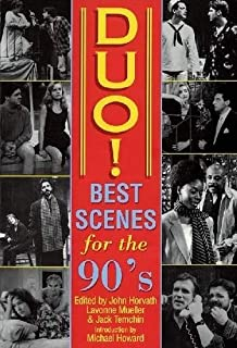 Duo! Best Scenes for the 90s (Applause Acting Series)