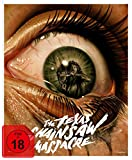 Texas Chainsaw Massacre - Limited Collector's Box 2015 - Mediabook (+ Bonus Blu-Ray) (Mastered in 4K) (Leatherface-Figur) (T-Shirt in XL)