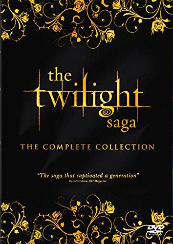 Twilight (Cofanetto 5 DVD)