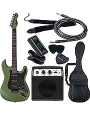 SELDER セルダー エレキギター ストラトキャスタータイプ サクラ楽器オリジナル ST-16 初心者入門ベーシックセット