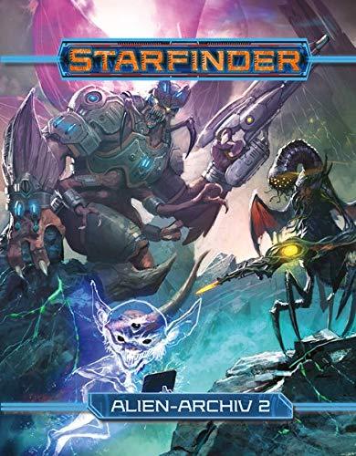 Starfinder Alienarchiv 2 (Starfinder / Regelwerke)