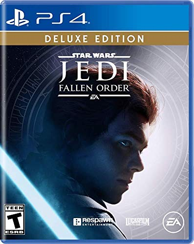 Star Wars Jedi: Fallen Order Deluxe Edition - PlayStation 4