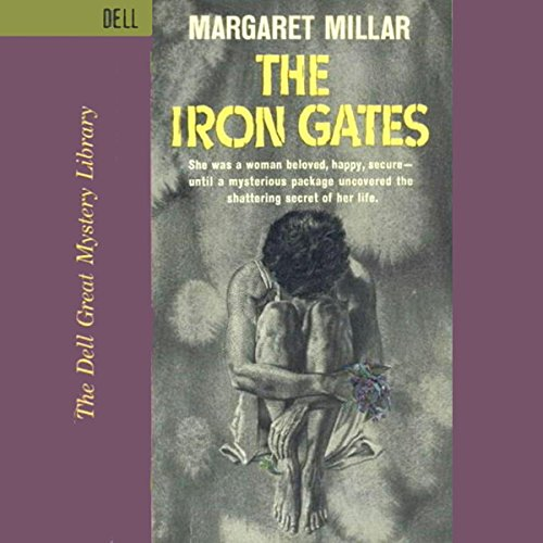 The Iron Gates audiobook cover art
