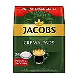 [page_title]-Jacobs Kaffeepads Crema Classic, 180 Senseo kompatible Pads im Vorteilspack, 5er Pack, 5 x 36 Getränke