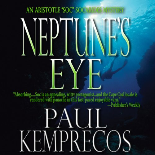 Neptune's Eye audiobook cover art