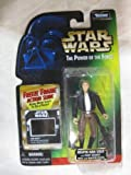 Star Wars The Power Of The Force Bespin Han Solo Freeze Frame Action Slide 1997 by Hasbro